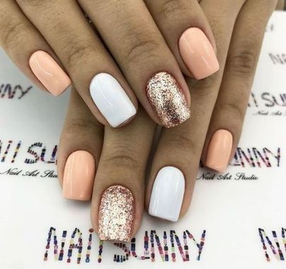 Populariest Summer Nail Colors Of 2020 08