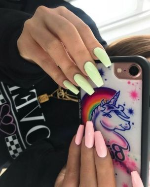 Populariest Summer Nail Colors Of 2020 37
