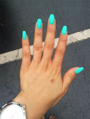Populariest Summer Nail Colors Of 2020 41