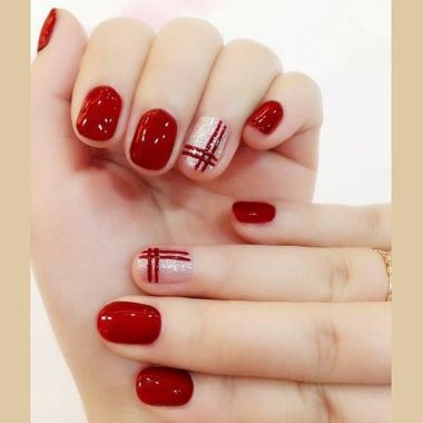 Prettiest Acrylic Nail Art Designs For Summer 02