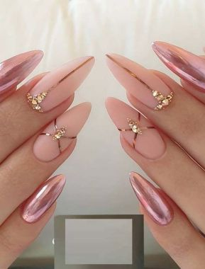 Prettiest Acrylic Nail Art Designs For Summer 04