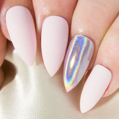Prettiest Acrylic Nail Art Designs For Summer 26