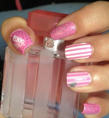 Prettiest Acrylic Nail Art Designs For Summer 37