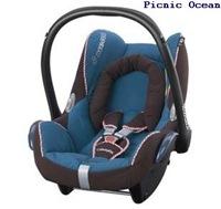 Cabrio Picnic Ocean