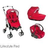 Loola Creatis Windoo Lifestyle Red