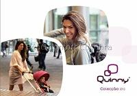 Capa Catálogo Quinny 2012