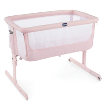 Minicuna Colecho Next2me Air de Chicco – Paradise Pink