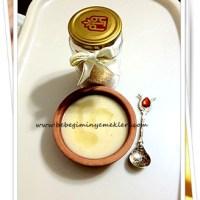 Sütlü İrmikli Tarhana Çorbası