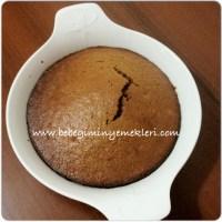 Muzlu bol tahıllı bebek keki
