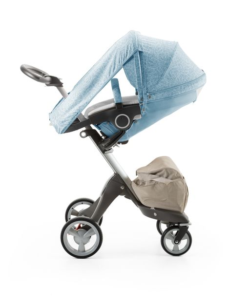 Stokke® Stroller Summer Kit Bluebell Blue