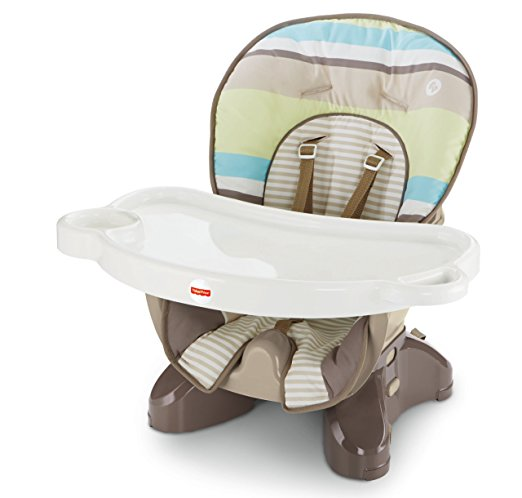 FISHER PRICE CADEIRA SPACE SAVER Stripes