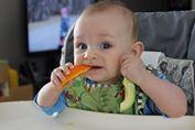 Elliot 6 mois orange