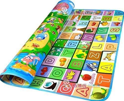 Alfombra de juegos para bebés de Stillcool