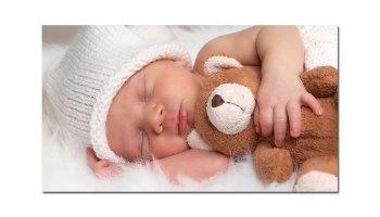 Cómo ayudar a tu bebé a dormir cuando hace mucho calor en verano
