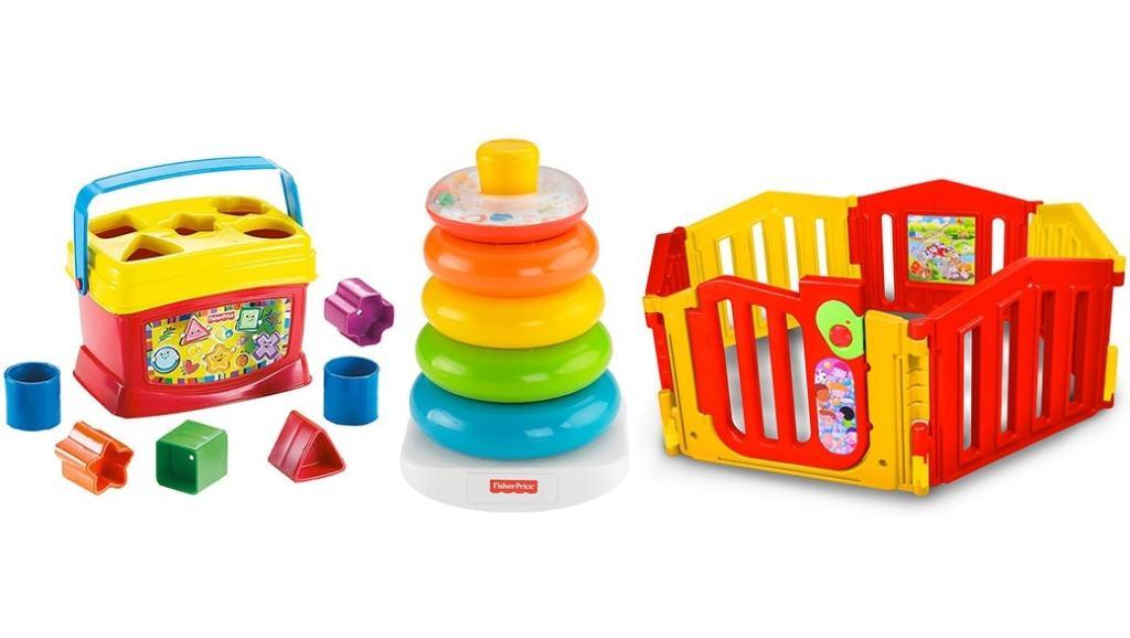 Juguetes para bebés de 6 a 12 meses: Algunos consejos