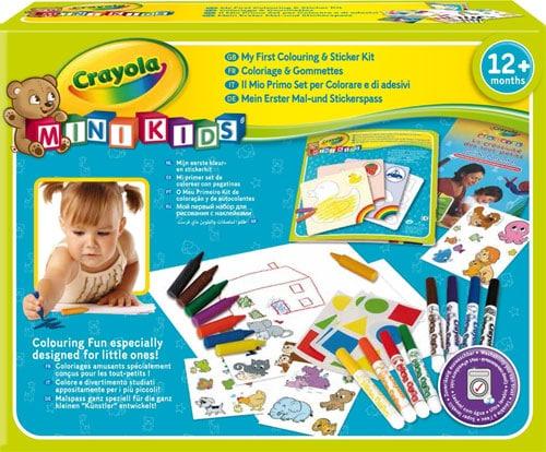 juguetes para bebés de 18 a 24 meses de edad: pinturas