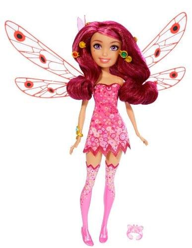 Mattel - Muñeca Mia and me, con anillo para niña