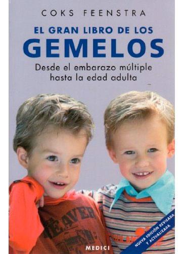 EL GRAN LIBRO DE LOS GEMELOS, 2/ED. (NIÑOS Y ADOLESCENTES)