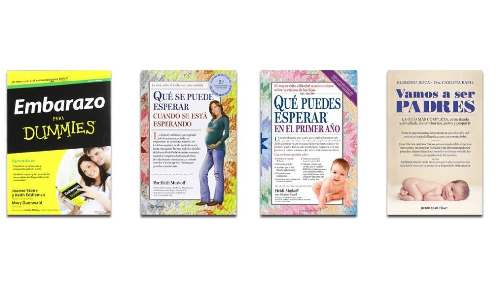 Los mejores libros para embarazadas: apréndelo todo sobre el embarazo y la maternidad