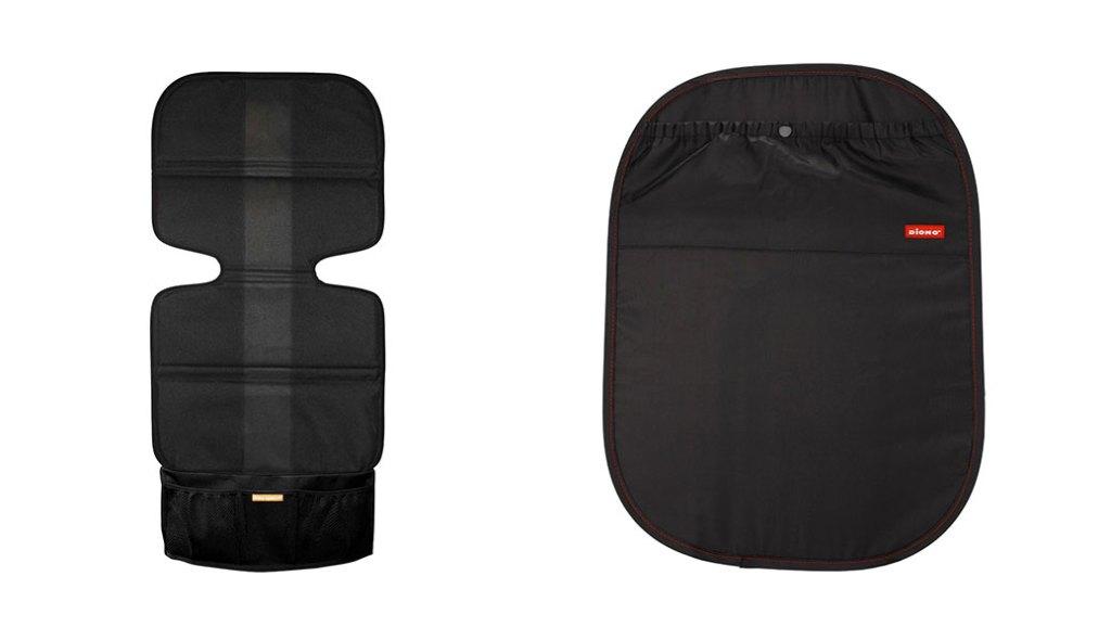 4 buenos protectores para el asiento de tu coche: el niño o bebé no ensuciara nada