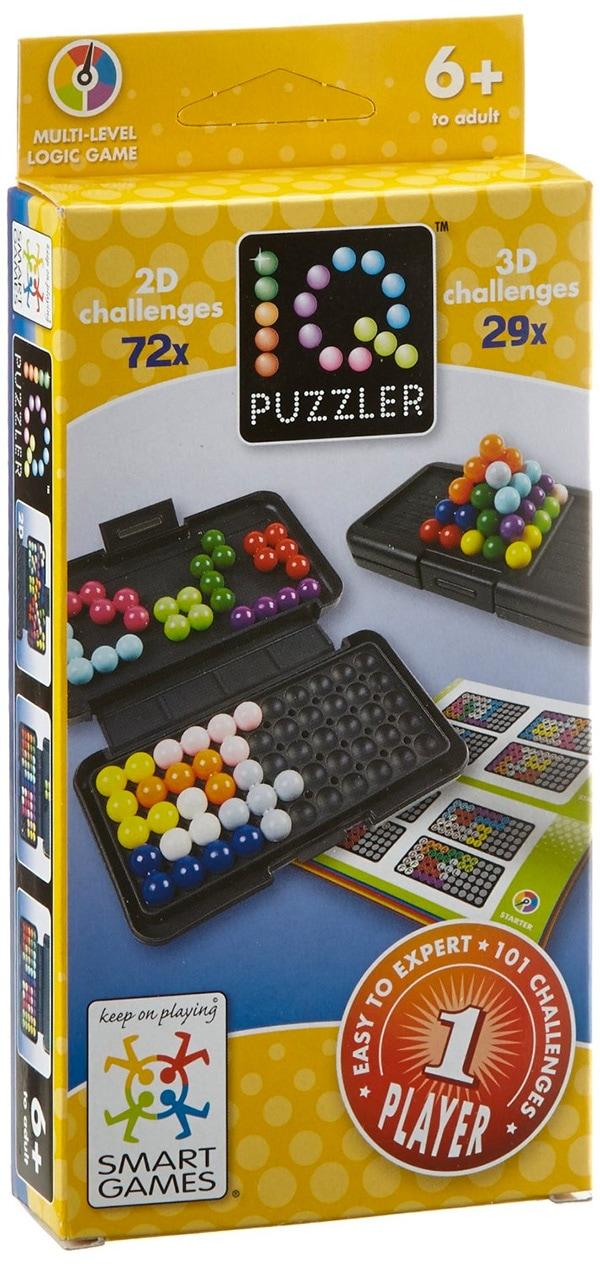 Smart IQ - Puzzle, juego de ingenio de viaje con retos progresivos