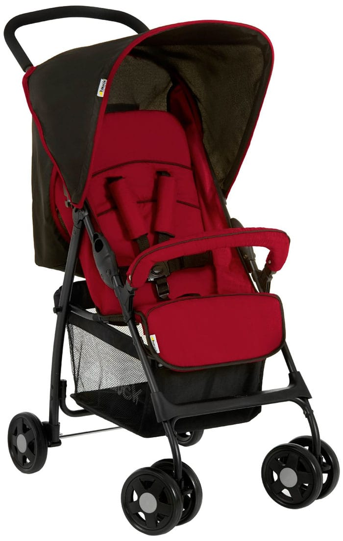 2 sillas de paseo para beb s por 70 euros chicco london y hauck sport - Silla de paseo ruedas grandes ...