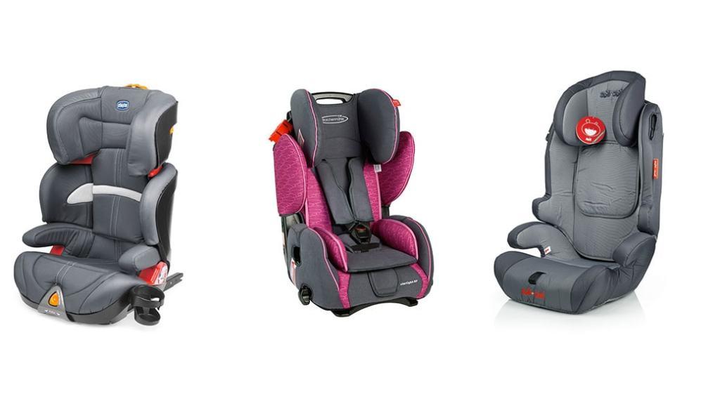 Comparativa sillitas de bebé para coche: ZOE&JOE Scandinavian ZJ213 vs Chicco Oasys vs Storchenmühle Starlight SP