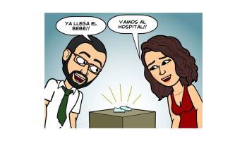 Cómo saber si te has puesto de parto: El momento de ir al hospital