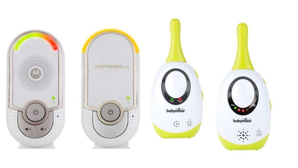 Motorola BP8 vs Babymoov Simply Care: Comparativa vigilabebés por menos de 30 euros