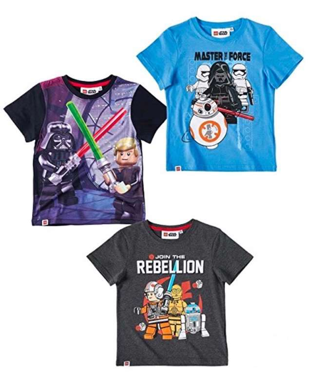 Camiseta LEGO Star Wars