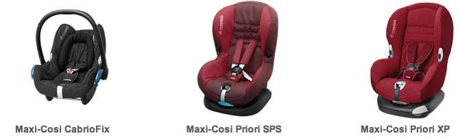 Maxi Cosi Priori Xp Car Seat Cover