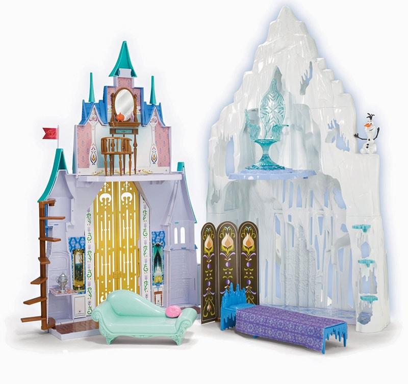 Palacio de hielo de Elsa