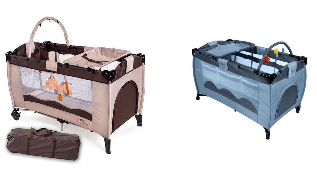 Cunas de viaje comparativa cuna infantil de viaje tectake - Cunas de viaje mothercare ...
