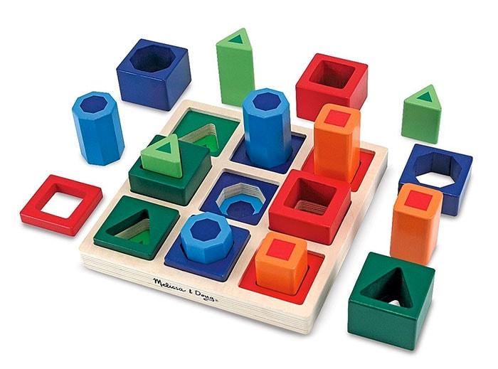 Juegos de bloques infantiles