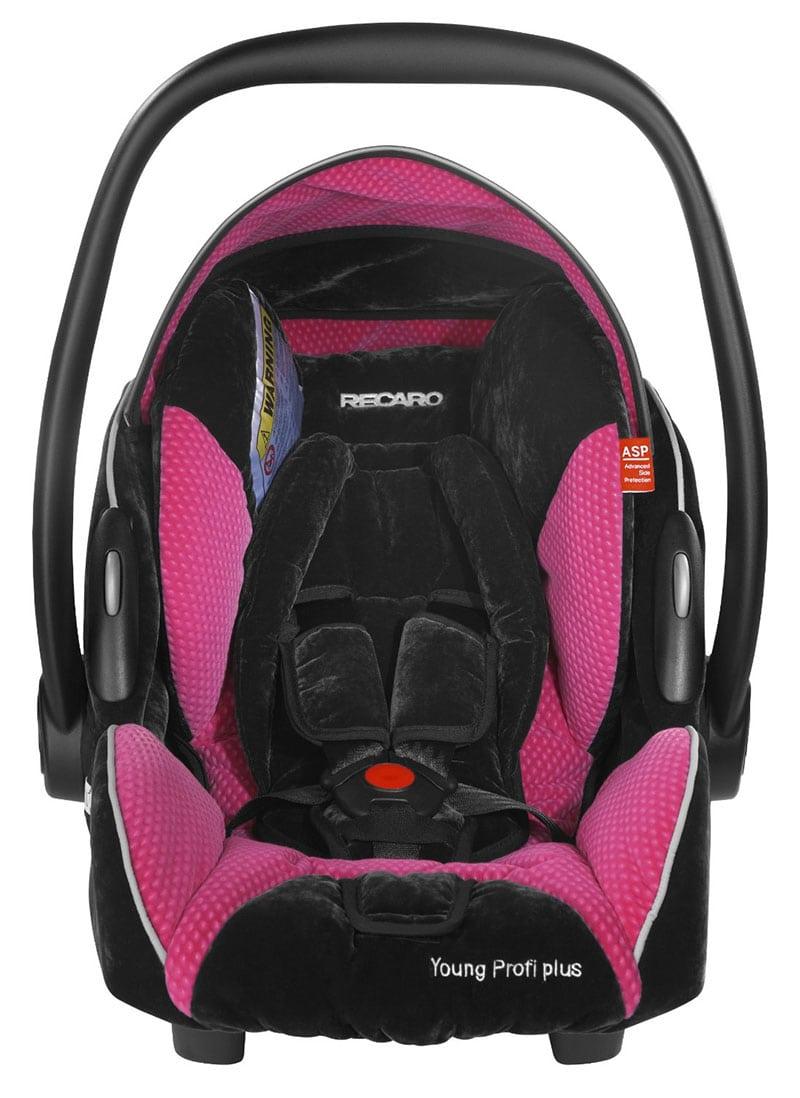 silla coche bebé: Recaro Young Profi plus