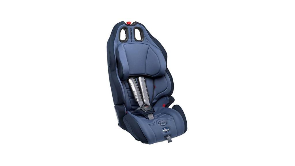 Chicco Neptune - Silla de coche para niños del grupo 1-2-3