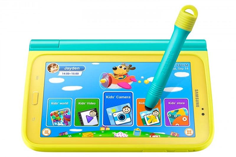Tablet Samsung Galaxy Tab3 Kids