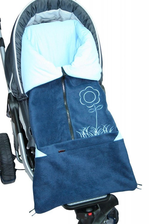 ByBUM - Saco abrigo dos en uno para silla y maxi-cosi