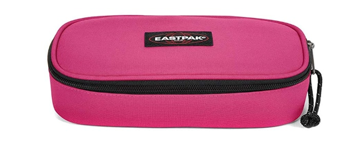 Eastpak Oval Single - Estuche de 22 cm en color rosa