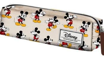 Mickey Mouse - Estuche portatodo Cuadrado