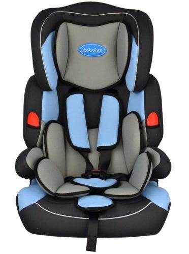 BEBEHUT BAB001D - Silla de coche para niños por menos de 40 euros (Grupo 1-2-3) - Opinión