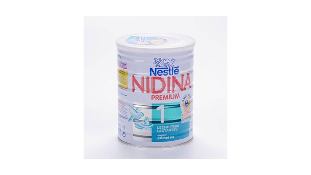Leche en polvo NESTLE Nidina 1 Premium 800g por unos 13 euros