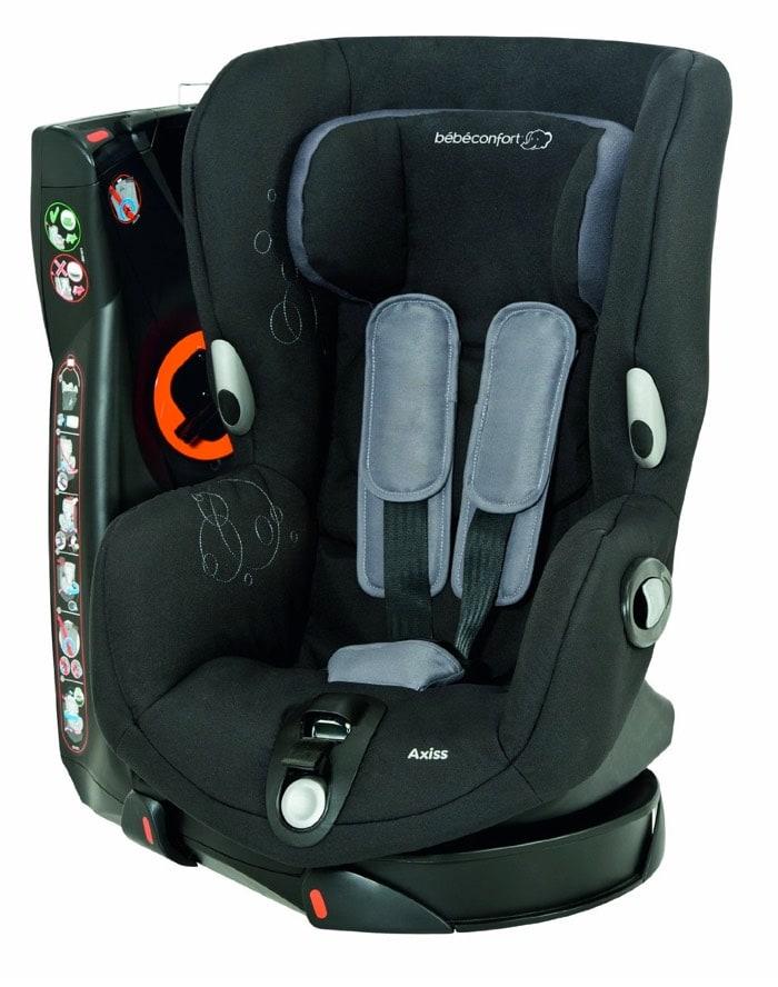 B b confort axiss silla de coche grupo 1 precio opini n y an lisis - Silla axiss bebe confort ...