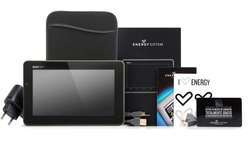 tablet energy sistem s7 dual