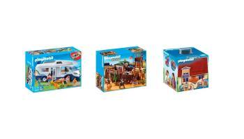 Los 3 juguetes de Playmobil más populares de 2014