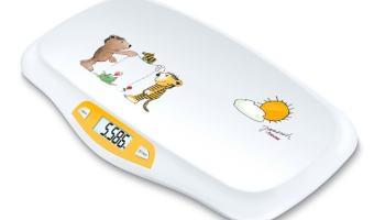 Beurer - Báscula para bebés Jby80