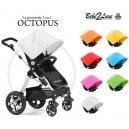 Cochecito BEBE2LUXE Octopus 3 en 1