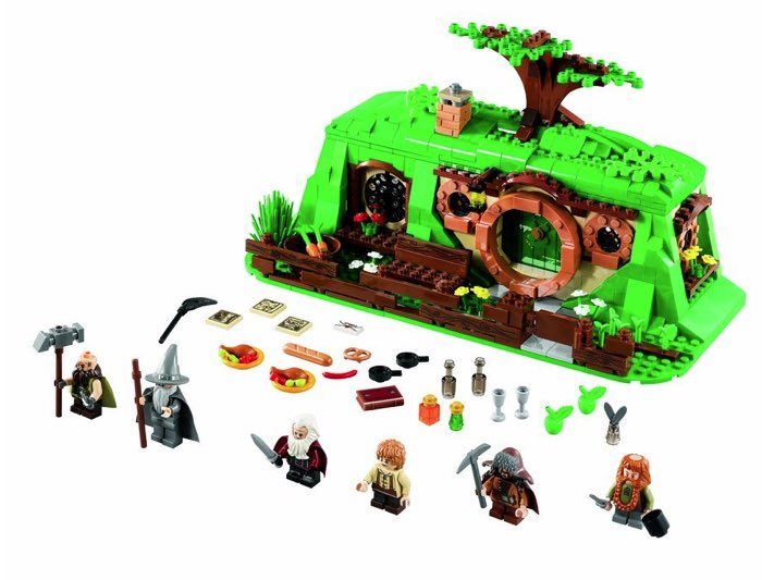 LEGO Señor de los Anillos - El Hobbit 4: Bag end (79003)