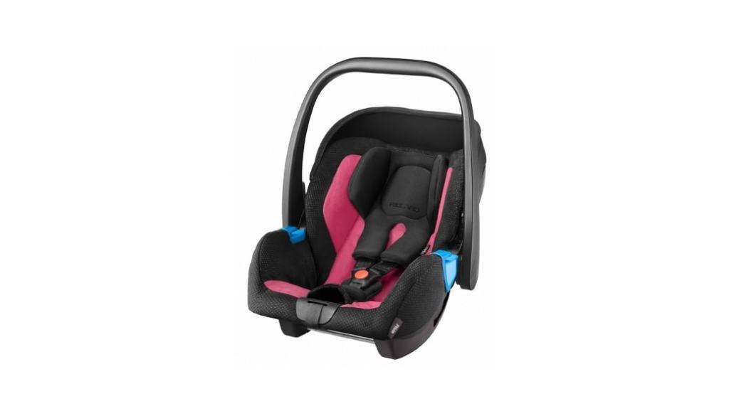 Recaro Privia - Asiento de coche para bebés, grupo 0+ - Opinión