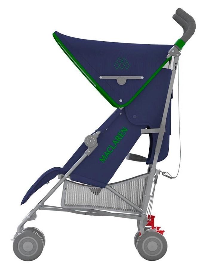 Maclaren quest la mejor silla de paseo de maclaren for Modelos silla maclaren